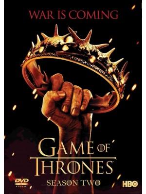 Game of Thrones - Guerra dos Tronos - 2ª Temporada - 2012 - 05 Discos