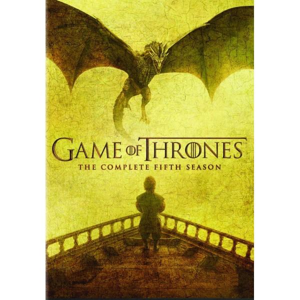 Game of Thrones - Guerra dos Tronos - 5ª Temporad...