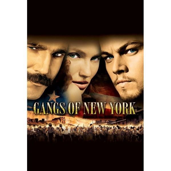 Gangues de Nova York - 2002