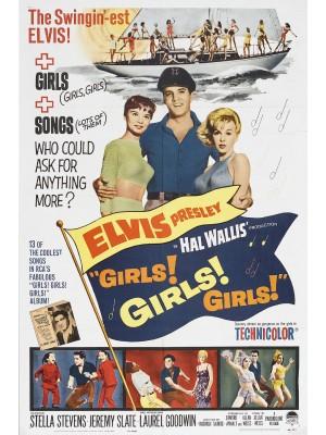 Garotas! Garotas! Garotas! - 1962