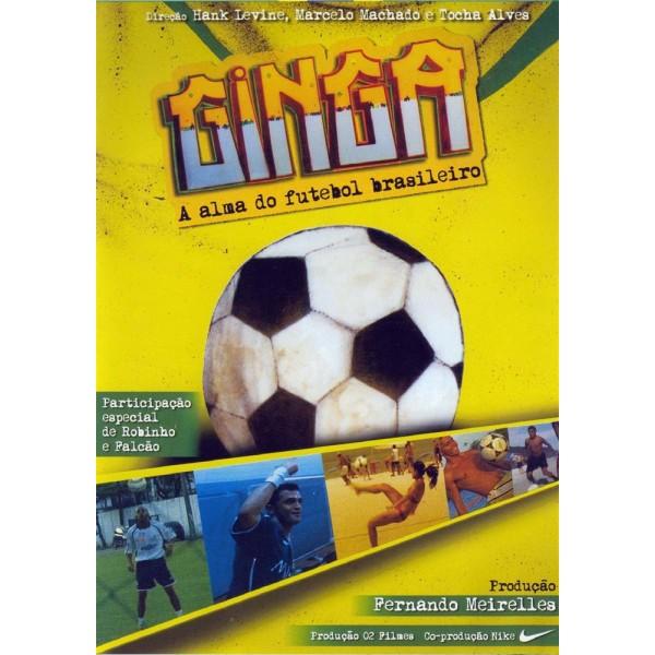 Ginga - A Alma do Futebol Brasileiro - 2004