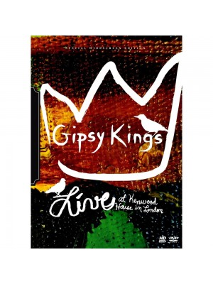 GIPSY LINGS - Live At Kenowood House In London - 2005