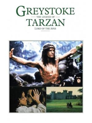 Greystoke - A Lenda de Tarzan, O Rei da Selva - 1984
