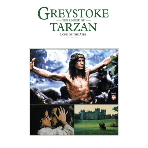 Greystoke - A Lenda de Tarzan, O Rei da Selva - 19...