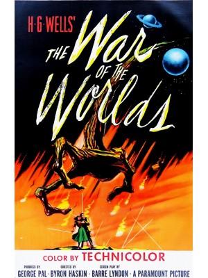 Guerra dos Mundos - 1953