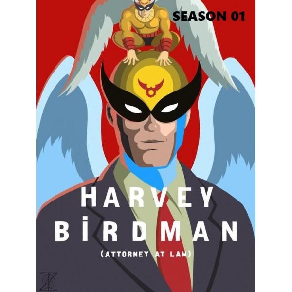 Harvey, O Advogado - 1º Temporada - 2000