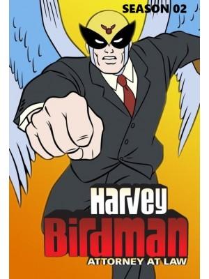 Harvey, O Advogado - 2º Temporada - 2002