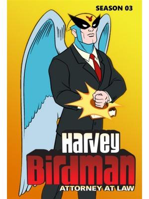 Harvey, O Advogado - 3° - Temporada - 2006