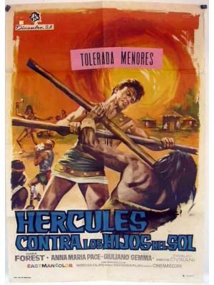 Hércules Contra o Filho do Sol - 1964