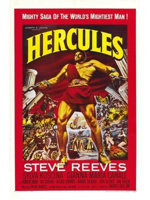 Hercules e a Rainha da Lídia - 1958