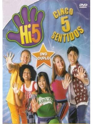 Hi-5 - Cinco Sentidos - 2003 - 02 Discos