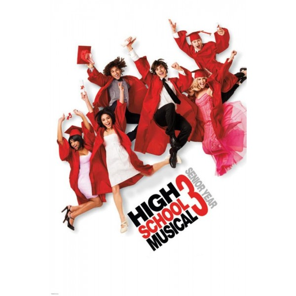 High School Musical 3: Ano da Formatura - 2008
