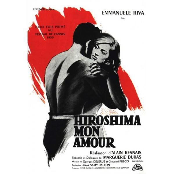 Hiroshima, Meu Amor - 1959