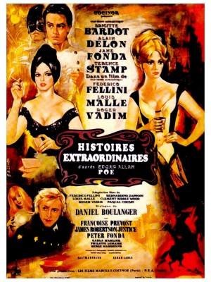 Histórias Extraordinárias - 1968