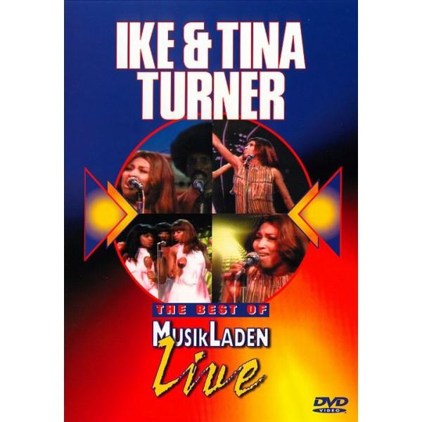 Ike e Tina Turner - The Best of Musikladen Live - ...