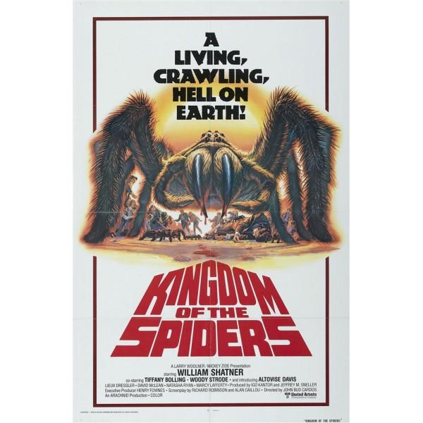 Império das Aranhas - Tarantula - 1977