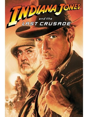 Indiana Jones e a Última Cruzada - 1989