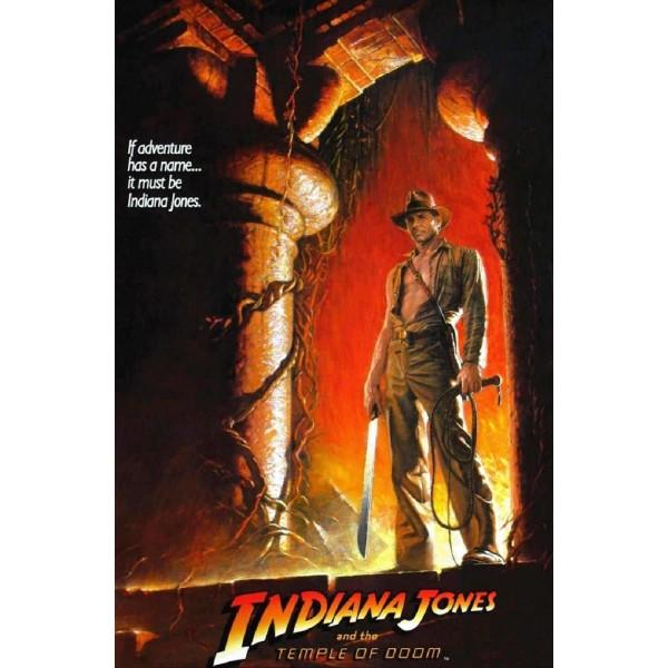 Indiana Jones e o Templo da Perdição - 1984