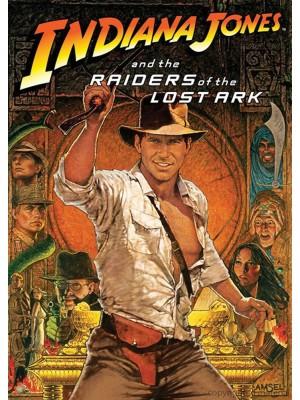 Indiana Jones e Os Caçadores da Arca Perdida - 1981