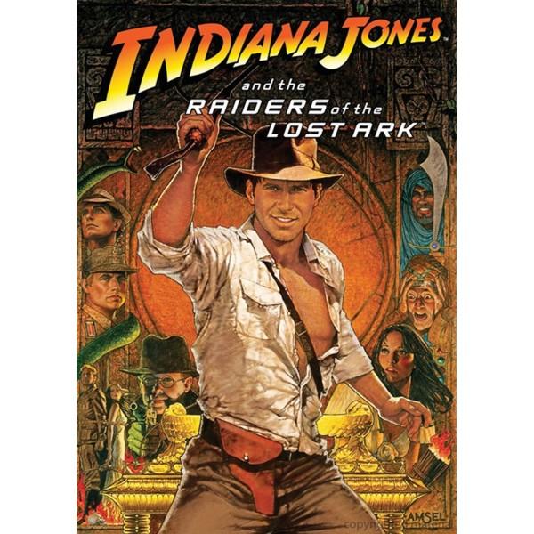 Indiana Jones e Os Caçadores da Arca Perdida - 19...
