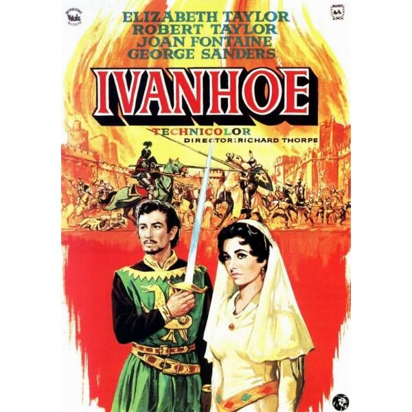 Ivanhoé, O Vingador do Rei - 1952
