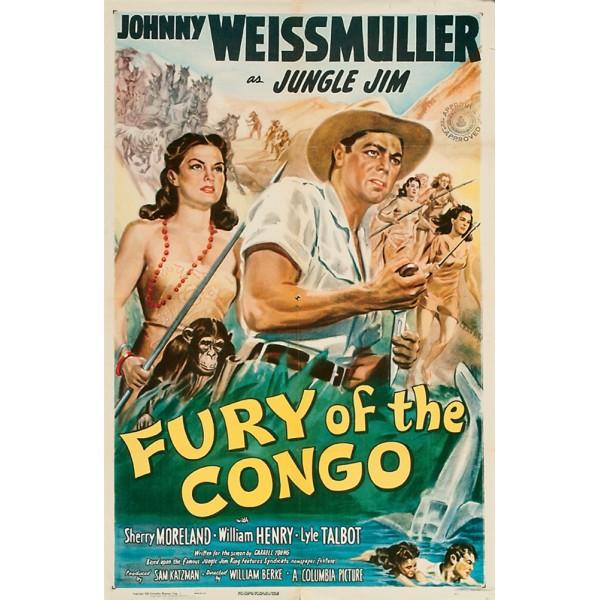Jim das Selvas - Fúria no Congo - 1951
