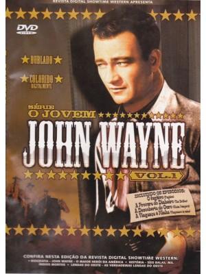 O Jovem John Wayne Vol. 01