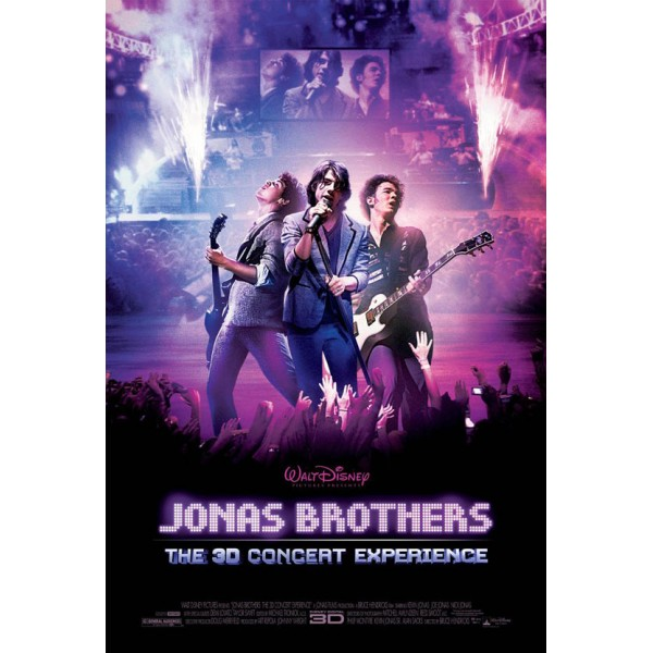 Jonas Brothers - O Show - 2009