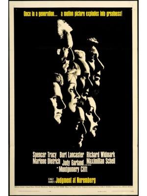 Julgamento em Nuremberg - 1961 - 02 Discos