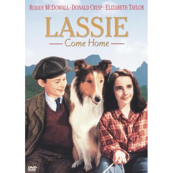 Lassie e a Força do Coração - 1943