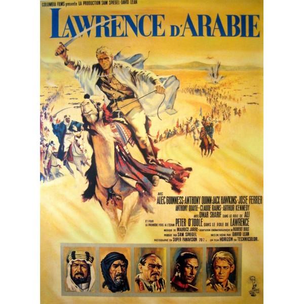 Lawrence da Arábia - 1962 - Duplo