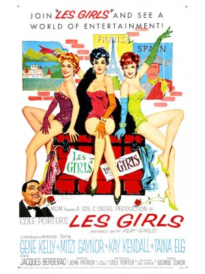 Les Girls - 1957