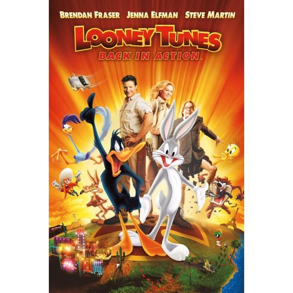 Looney Tunes - De Volta à Ação - 2003
