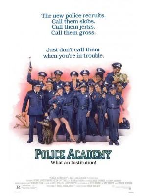 Loucademia de Polícia - 1984