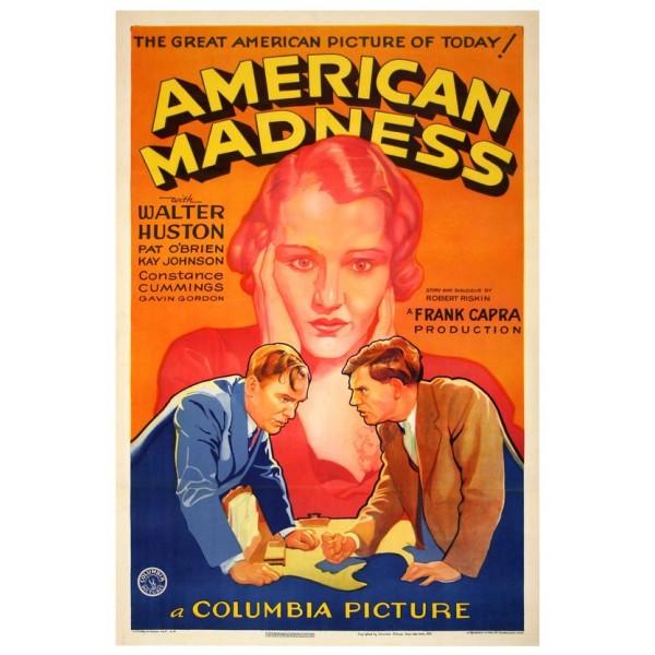 Loucura Americana - 1932