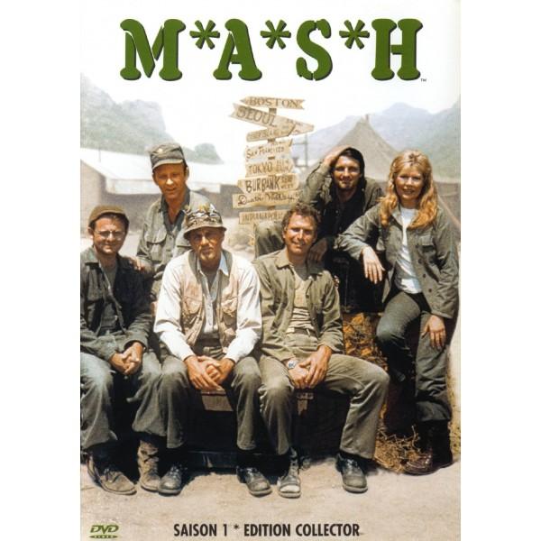 M*A*S*H - 1ª Temporada - 1972 - 03 Discos