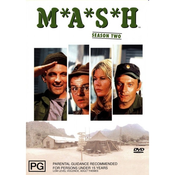M*A*S*H - 2ª Temporada - 1973 - 03 Discos