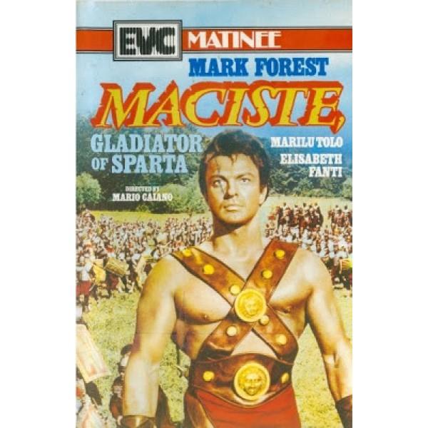 Maciste - Gladiador de Esparta  - 1964