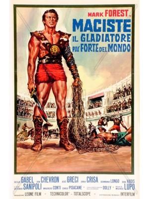 Maciste - O Colosso da Arena - 1962