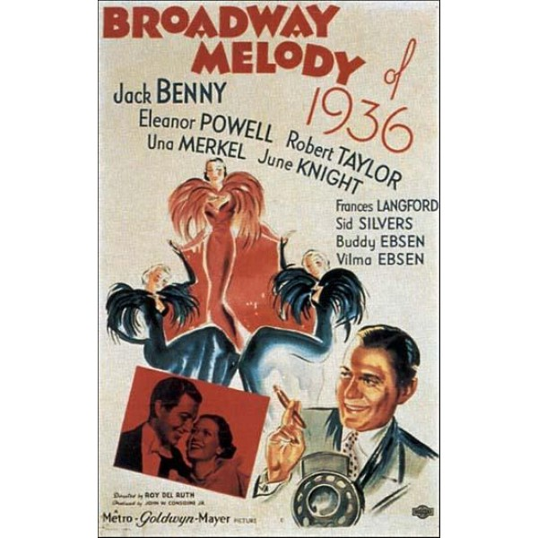 Melodia da Broadway de 1936 - 1935