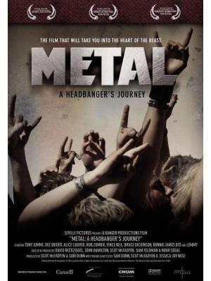Metal - Uma Jornada Pelo Mundo do Heavy Metal - 2005