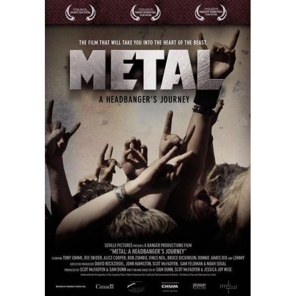 Metal - Uma Jornada Pelo Mundo do Heavy Metal - 20...
