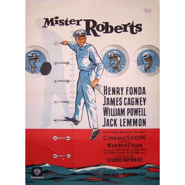 Mister Roberts - 1955