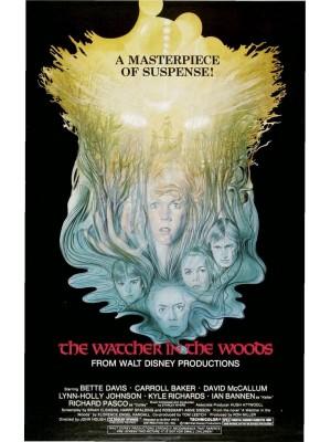 Mistério no Bosque   Olhos na Floresta - 1980