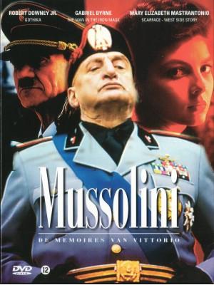 Mussolini - A História Não Contada  - 1985 - 03 Discos