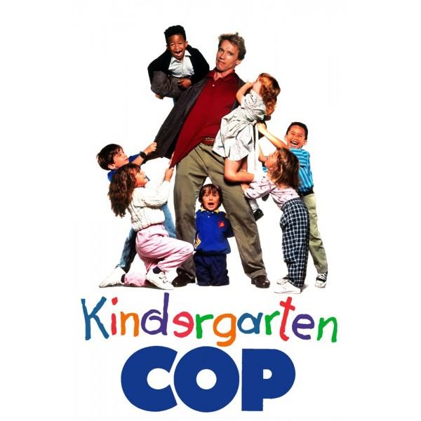 Um Tira no Jardim de Infância - 1990