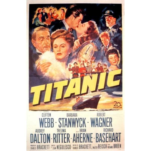 Náufragos do Titanic | Titanic - 1953