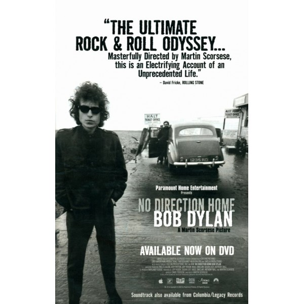 No Direction Home - Bob Dylan - 2005  - Duplo