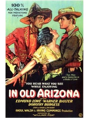 No Velho Arizona - 1928