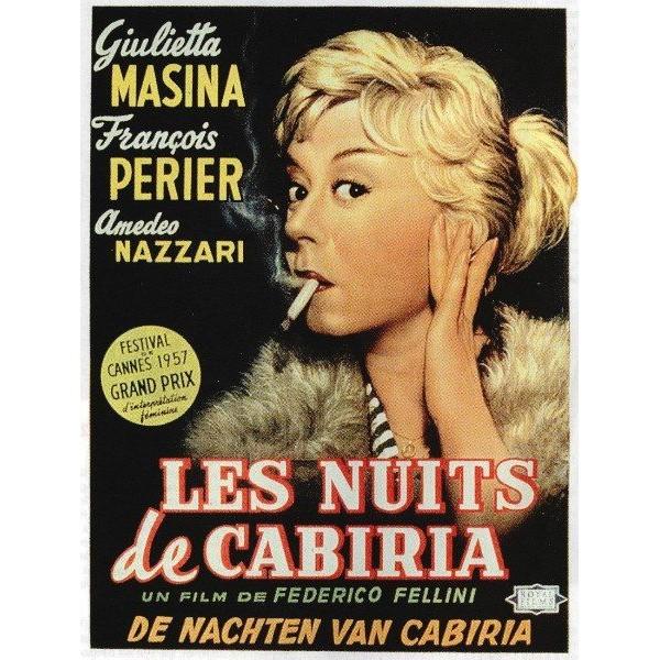Noites de Cabíria - 1957